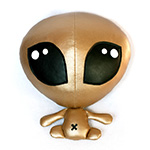 alien sewing pattern