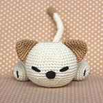 kitty amigurumi pattern