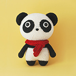 momo the panda crochet pattern