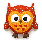 owl softie pattern