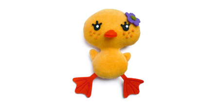 free duck sewing pattern
